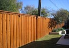 gorgeous privacy wood fence