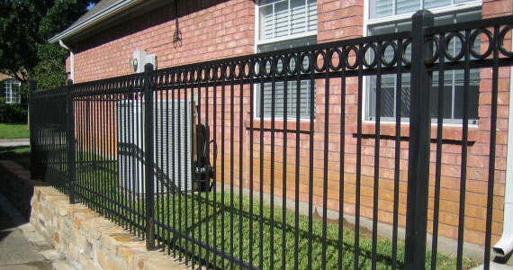 Wrought Iron Fence Design Wrought iron fences dallas fort worth tx wrought iron fence dallas tx workwithnaturefo