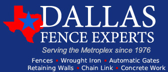 Dallas Fence Experts Logo
