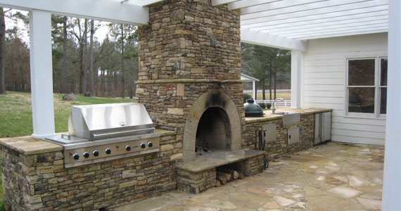 Outdoor Kitchens Amp Living Spaces Dallas Fort Worth Tx